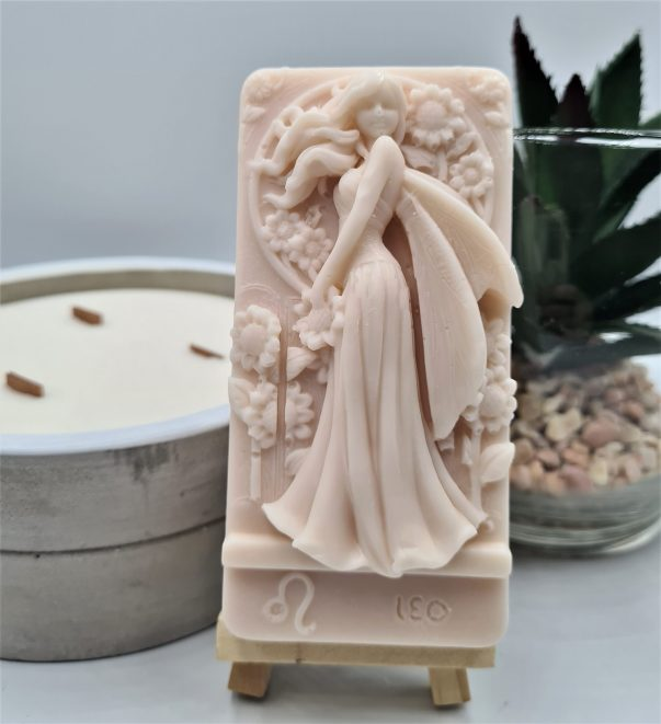 An image of Get the Scents Leo Soap Bar