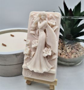 An image of Get the scent's Virgo Soap Bar