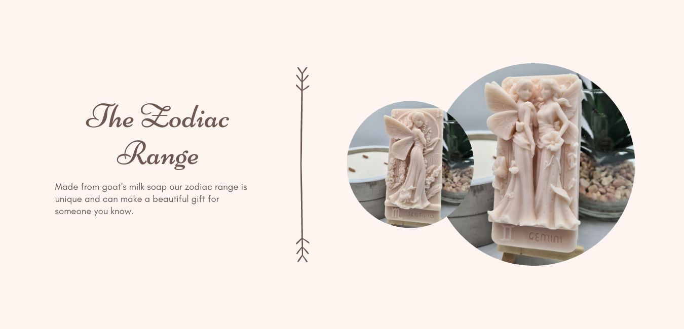 Get the Scent zodiac soap banner image