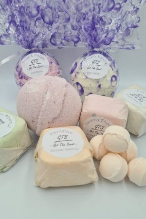 Bath Bombs and Shower Steamers